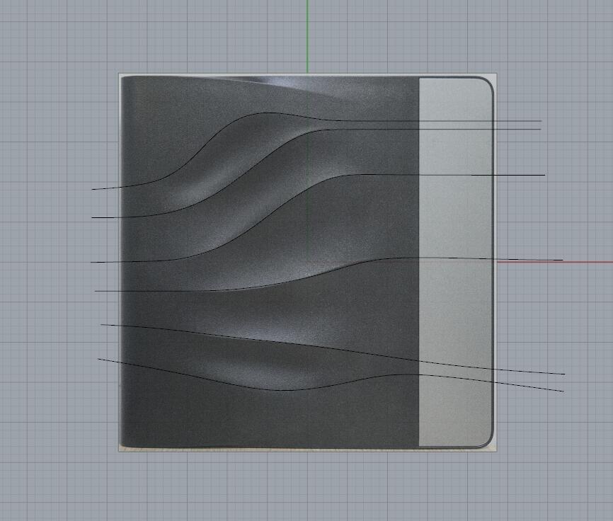 复杂曲面的建模思路–犀牛篇