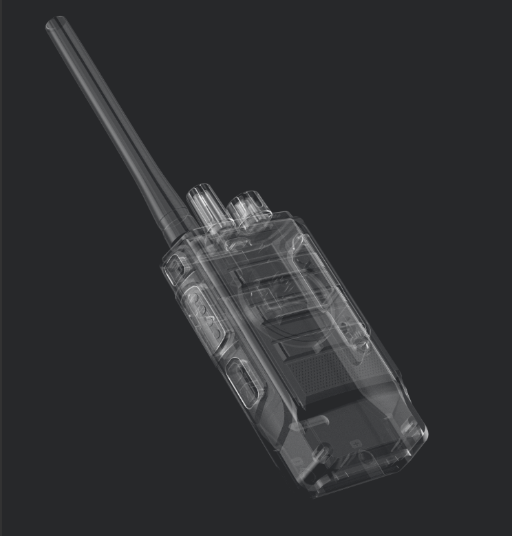 keyshot中  这种透明材质如何调整