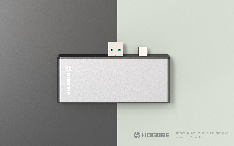 集线器/充电宝渲染