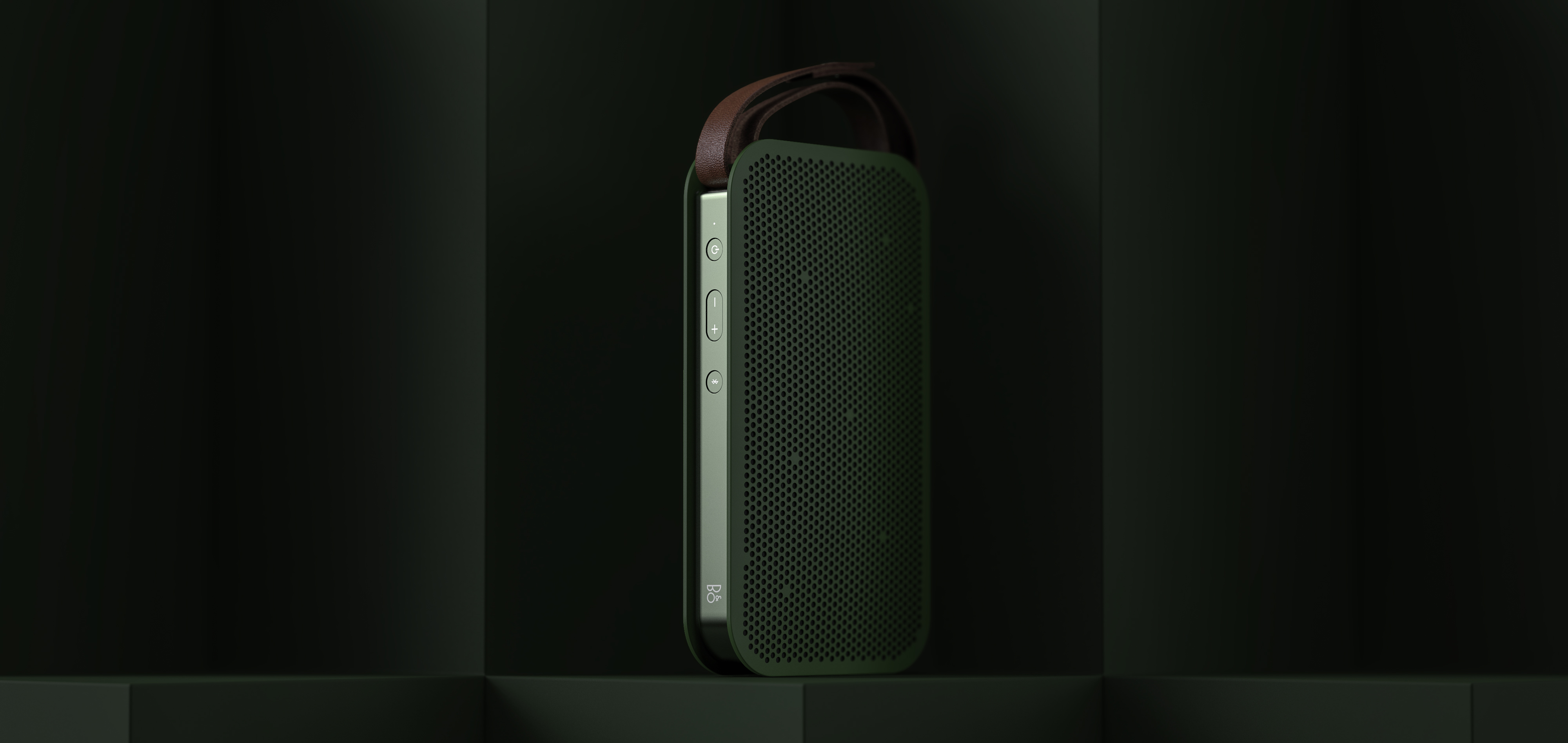 B&O A2蓝牙音箱渲染