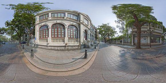 51HDR本周分享:中国传统文化建筑
