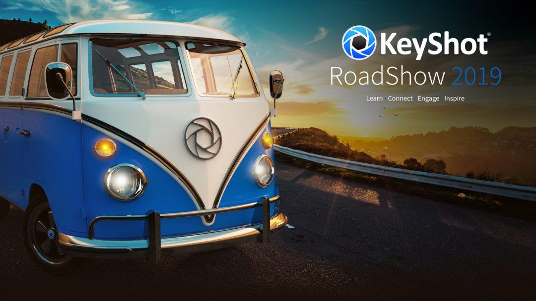KeyShot RoadShow | 纽约